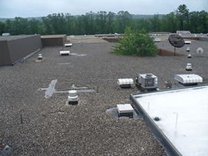 Flat Roof Coatings | CapitalCoating