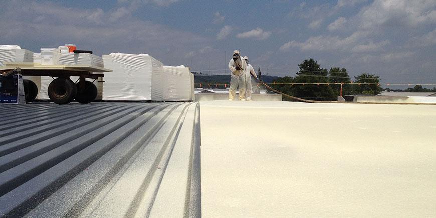 Spray Foam Roofing Capitalcoating