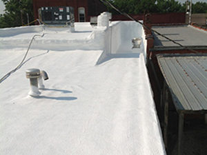 One Of The Reasons That Foam Roofing Is Becoming A Popular Choice For  Facility Owners Is Because Of The Minimal Maintenance They Require.