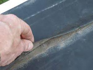 Lovely Ethylene Propylene Diene Monomer (EPDM) Rubber Is A Very Common Option For  Commercial Roofing In And Around Philadelphia, Pennsylvania.