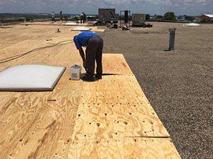 Flat Roof Repair Harrisburg Pennsylvania Capitalcoating