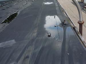 Rubber Roof Repair Harrisburg Pennsylvania Capitalcoating