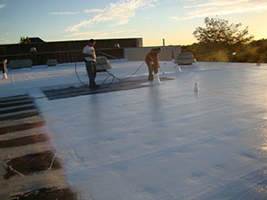 Roof Coating Chester Pa Capitalcoating