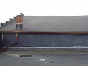 Rubber Roof Repair Columbia Md Capitalcoating