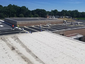 Flat Roof Repair Quakertown Pa Capitalcoating